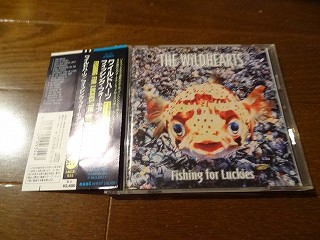 THE WiLDHEARTS『Fishing for Luckies』.jpg